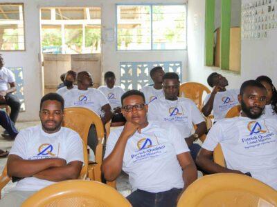 PQGM donates to Volta Home Orphanage (1)
