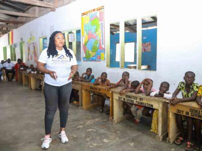 PQGM donates to Volta Home Orphanage (15)