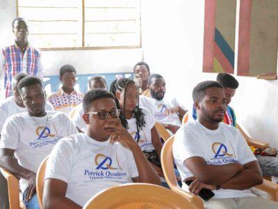 PQGM donates to Volta Home Orphanage (2)