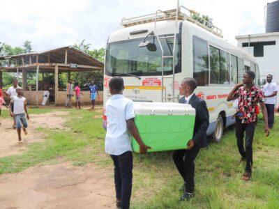 PQGM donates to Volta Home Orphanage (7)