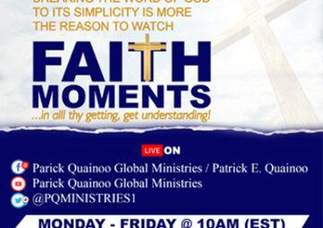 Faith Moments